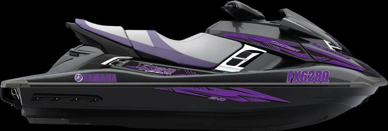 Jet Ski Decal Kits Yamaha Yamaha Fx Series Yamaha